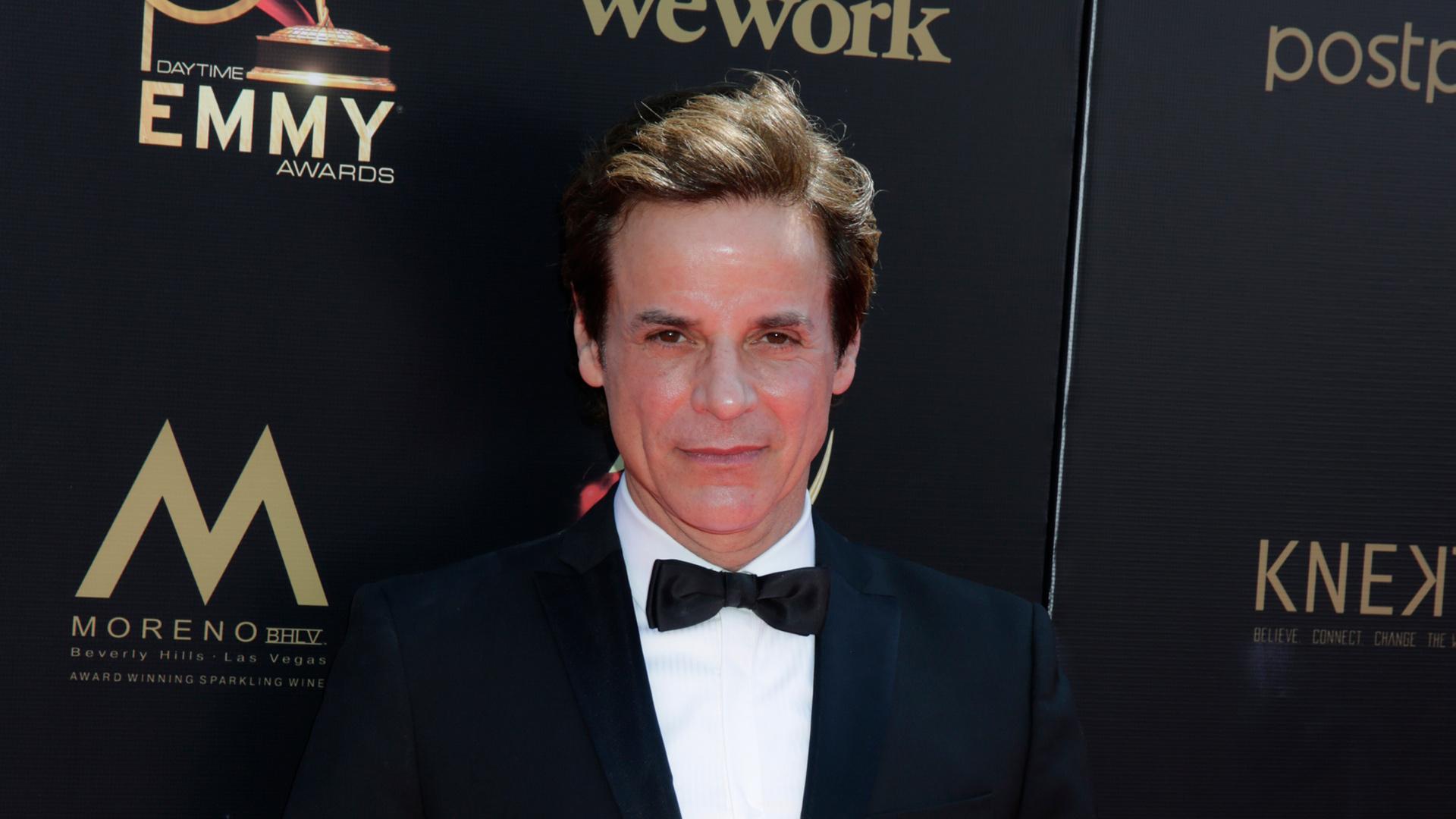 Christian Jules Le Blanc (Michael Baldwin)