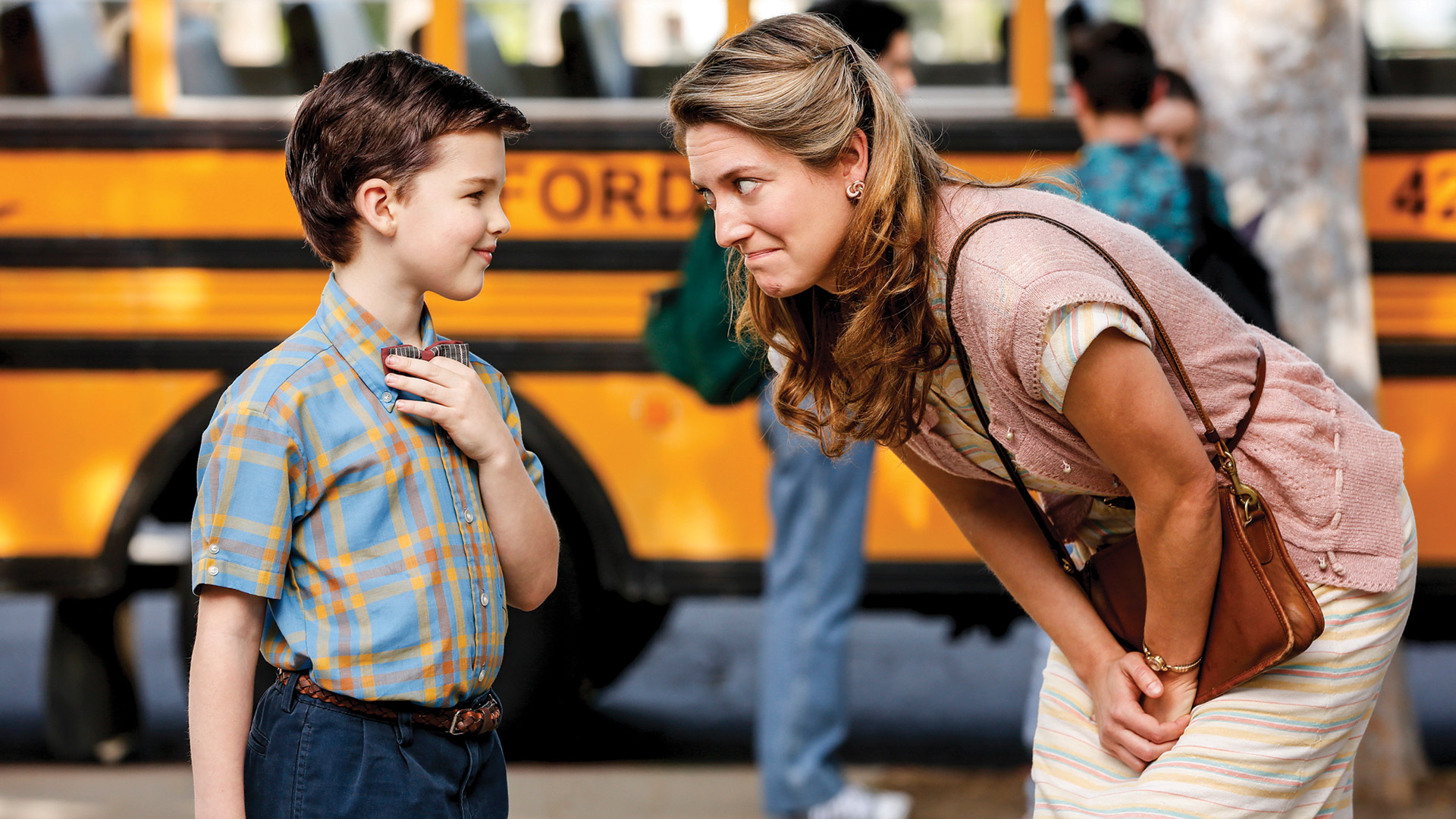 Mary Cooper, Young Sheldon