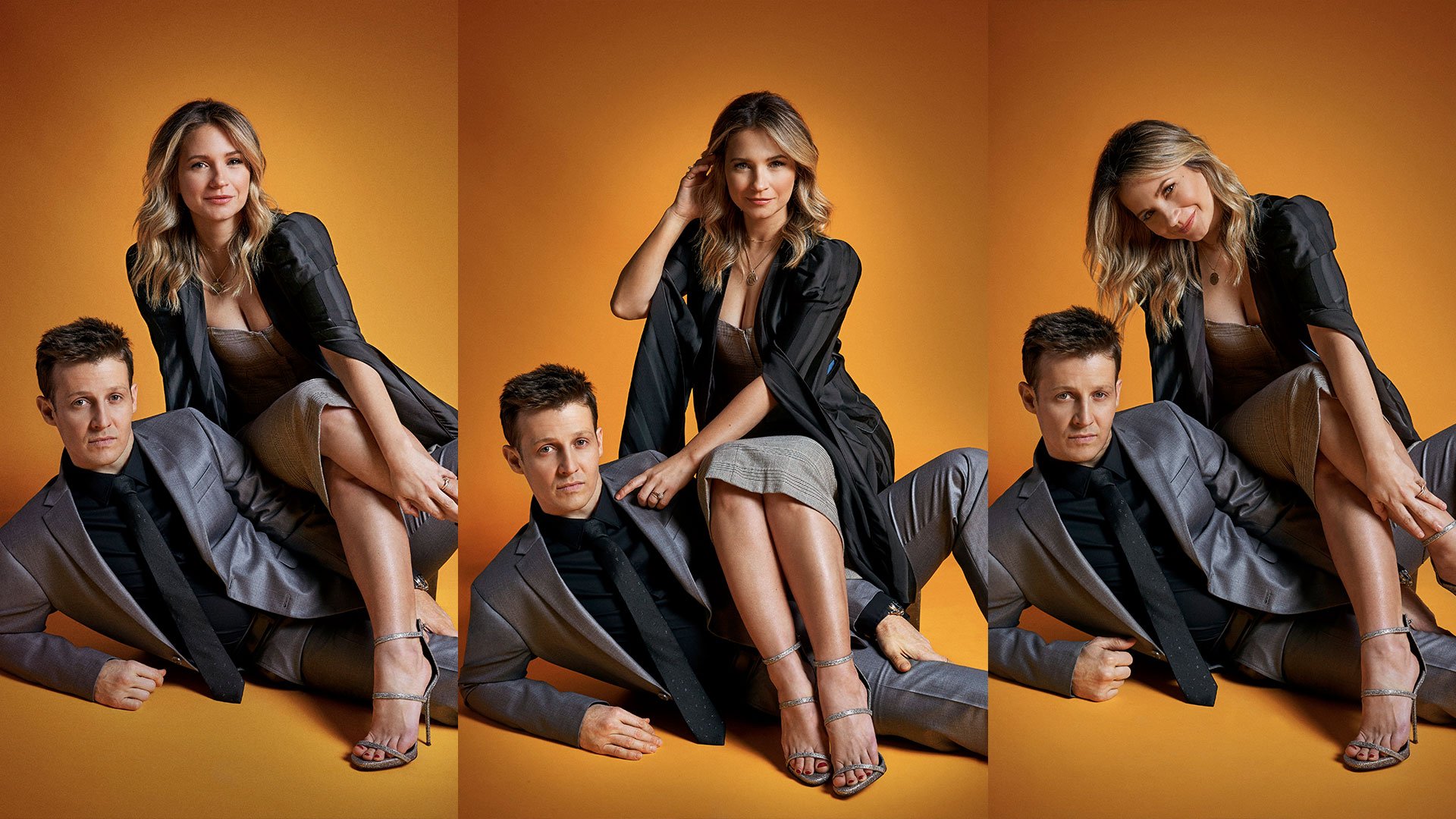 Will Estes and Vanessa Ray have great chemistry