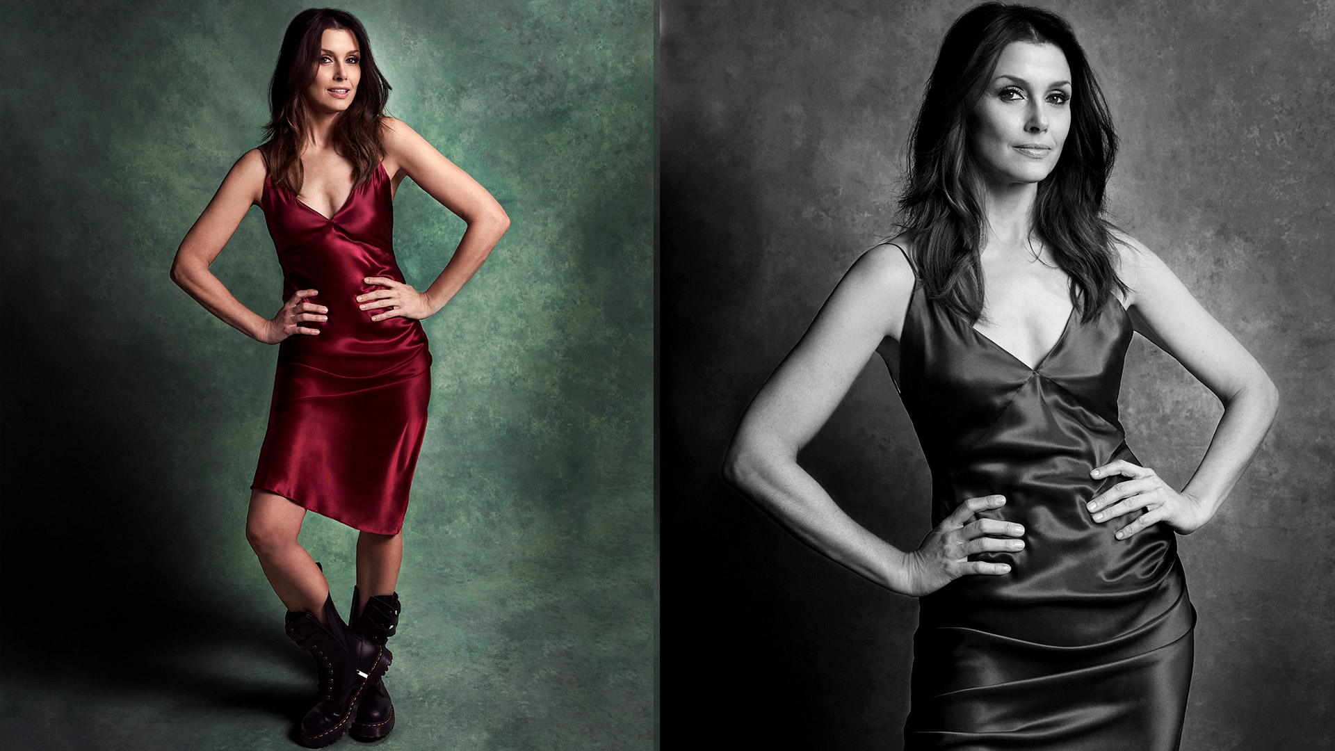 Bridget Moynahan had an early window into her Blue Bloods character
