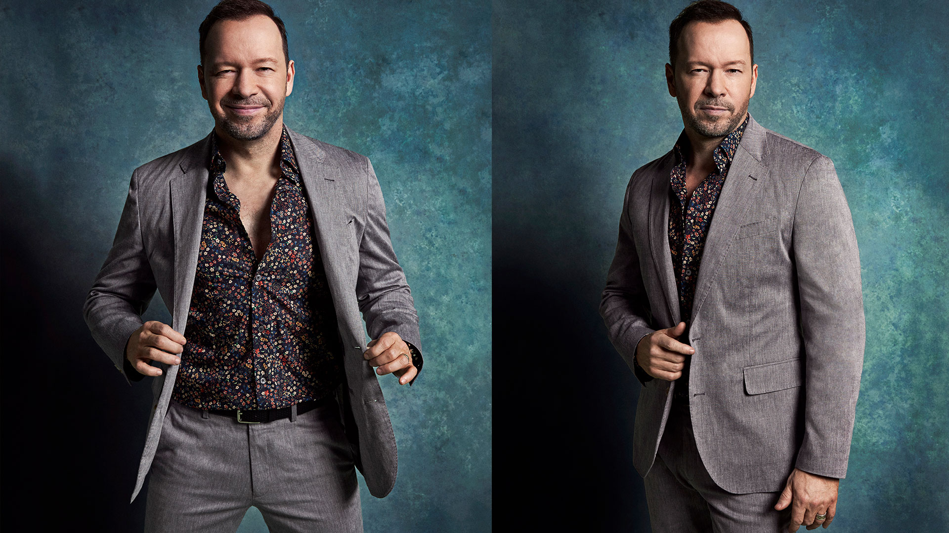 Donnie Wahlberg has Windy City roots