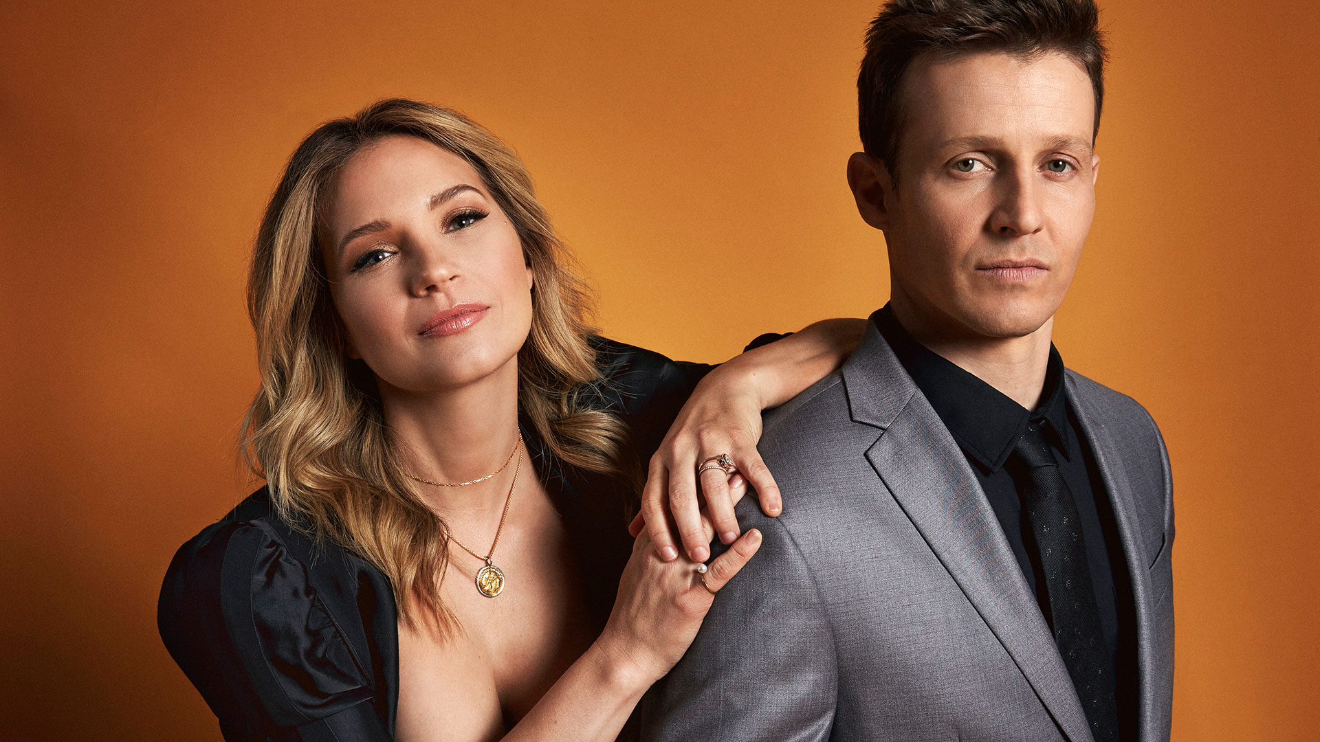 Vanessa Ray and Will Estes were unsure about on-screen coupling