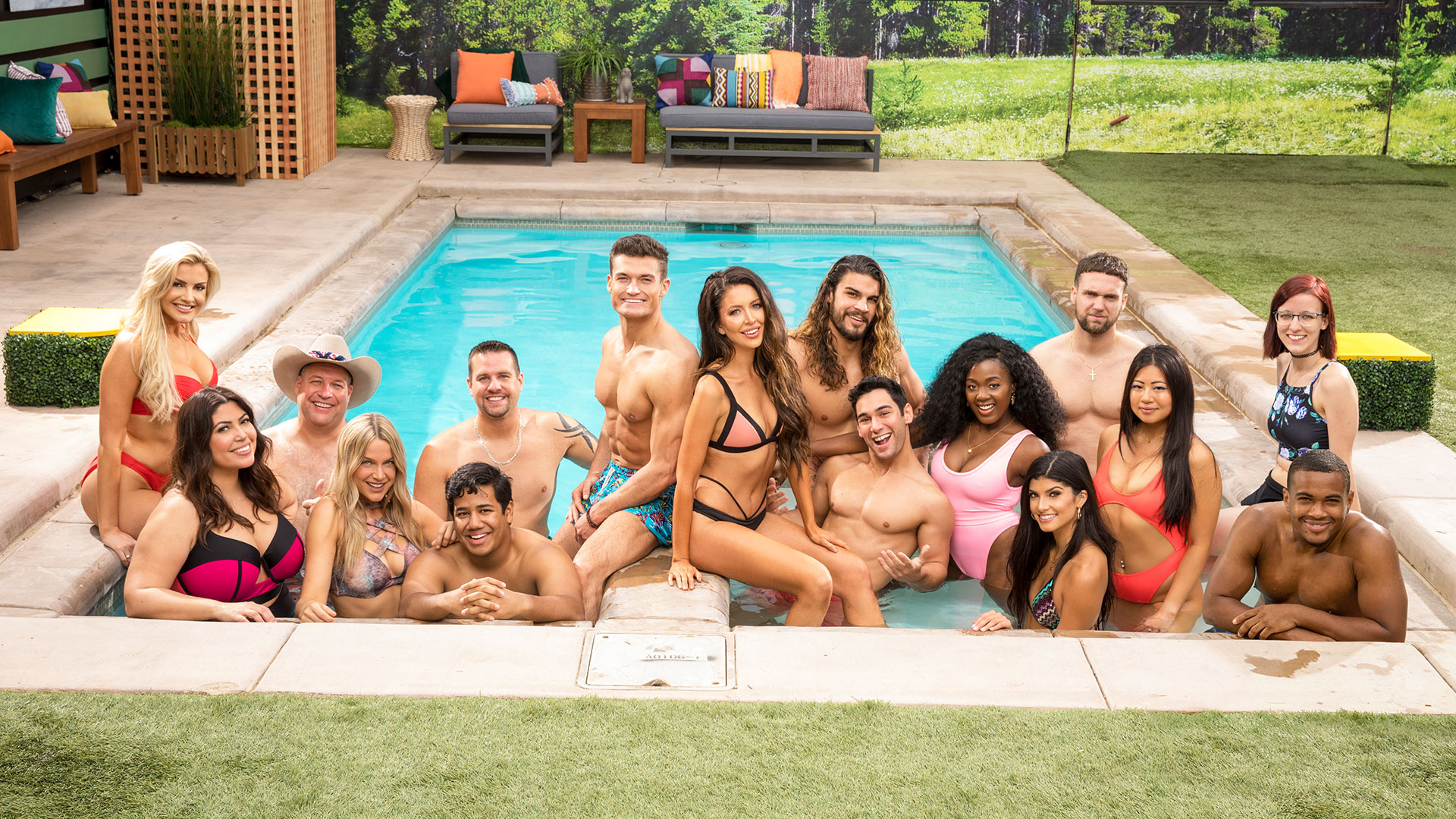 The BB21 Houseguests are suited up and about to make waves this summer.