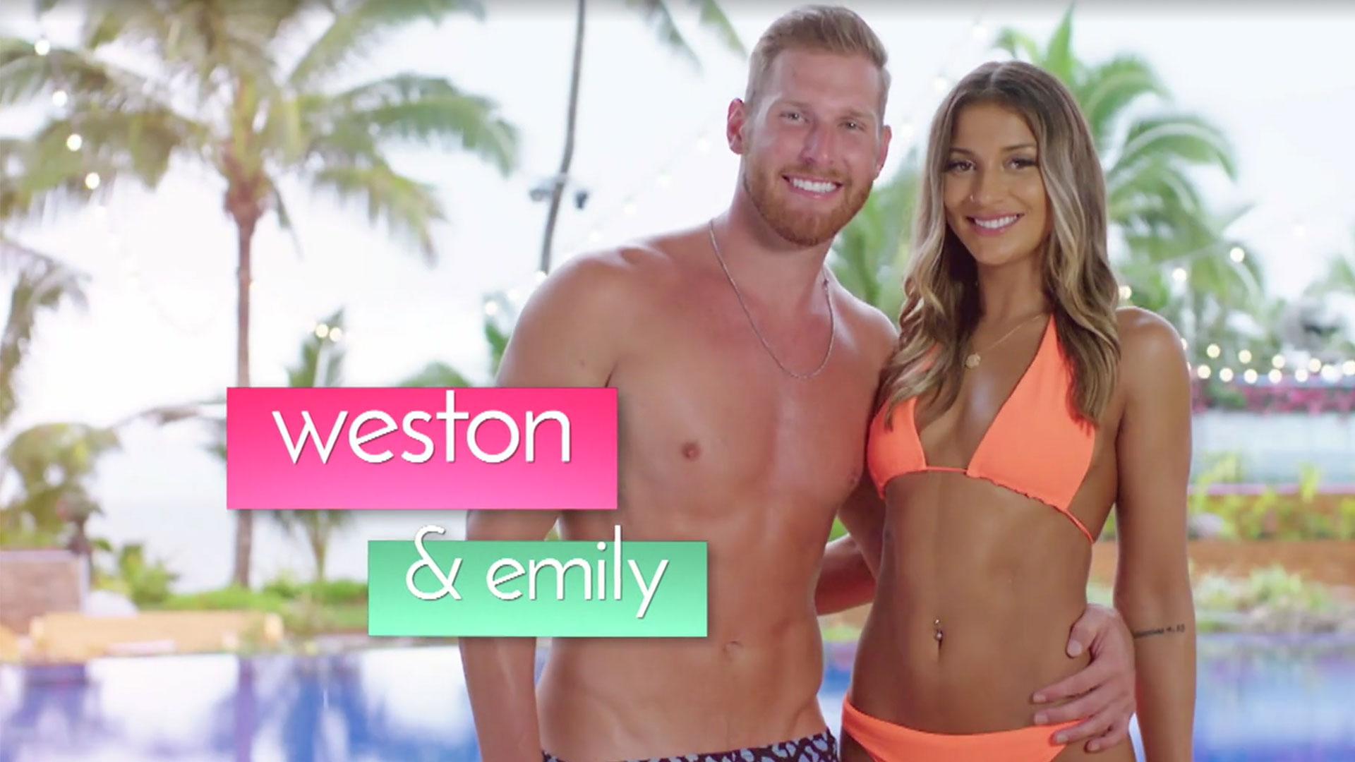 Weston and Emily