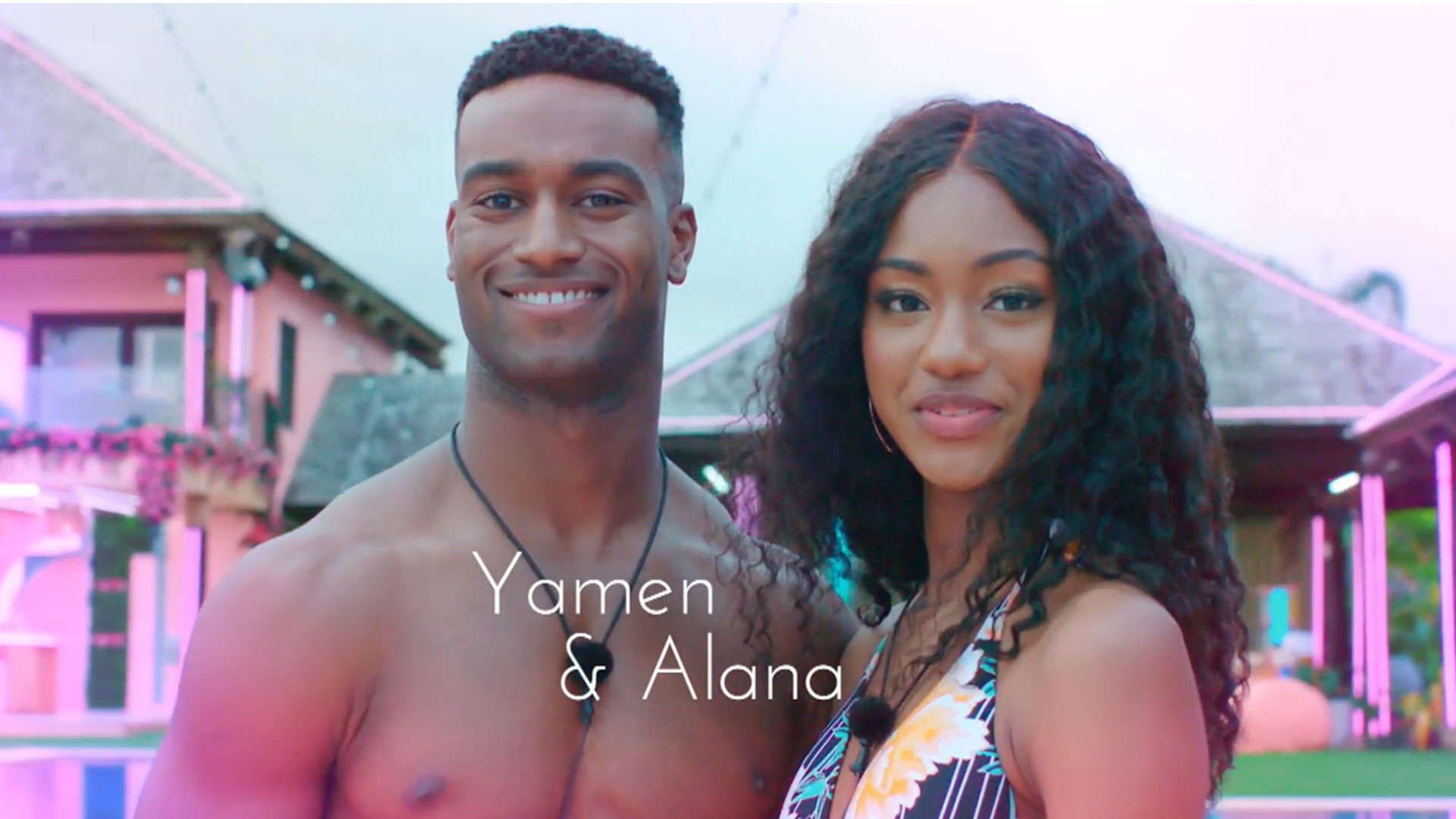 Yamen and Alana