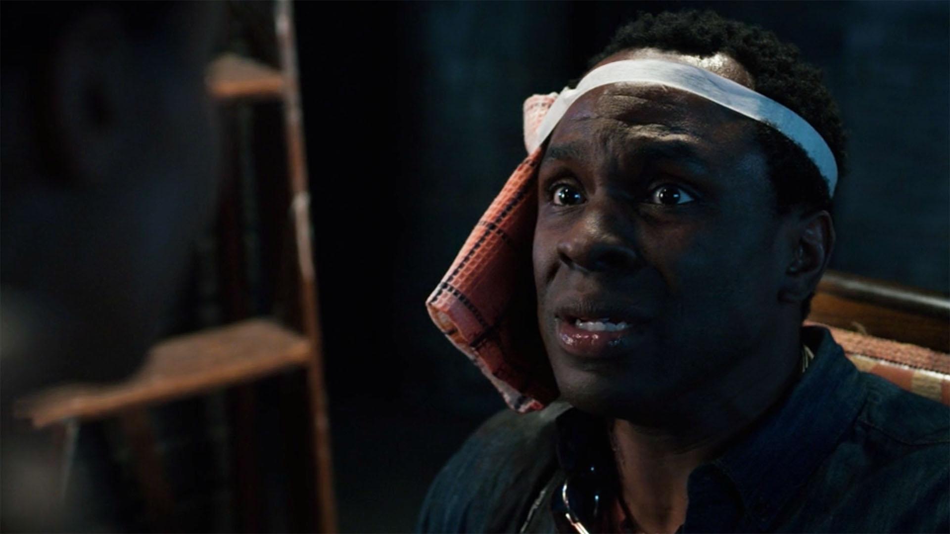 Gbenga Akinnagbe as Lando Mutabazi