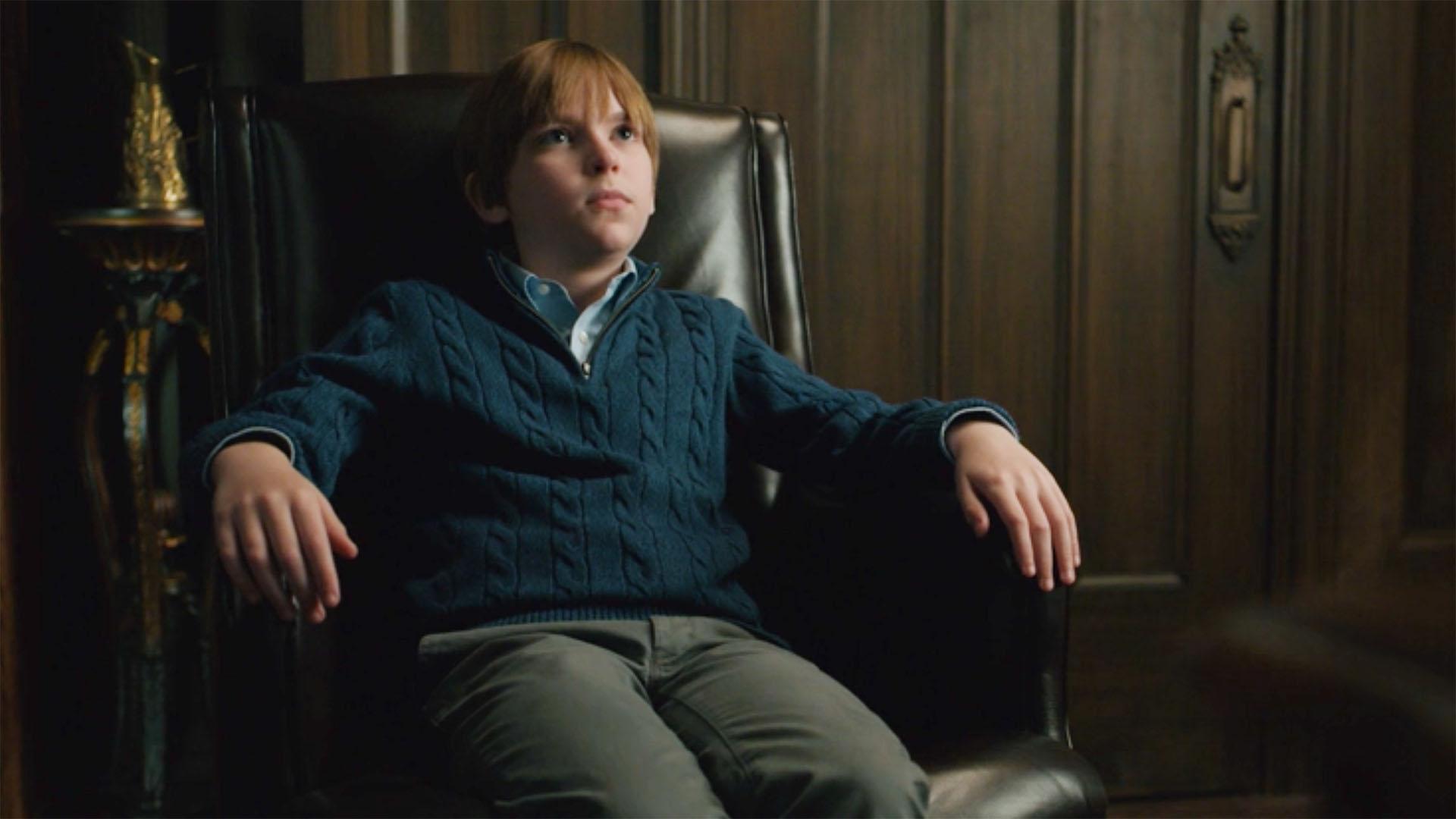 Luke Judy as Eric McCrystal