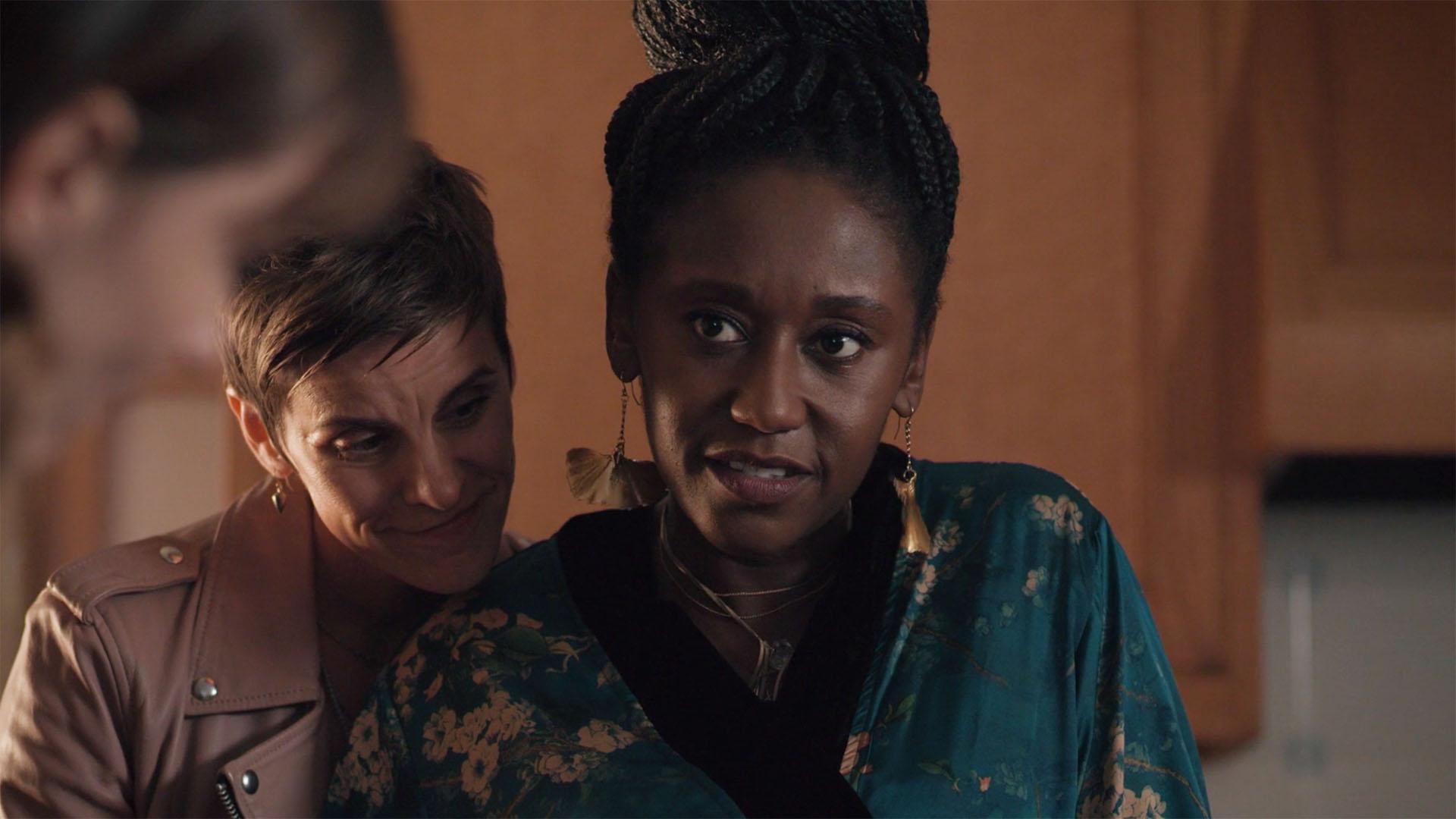 Nana Mensah as Esther