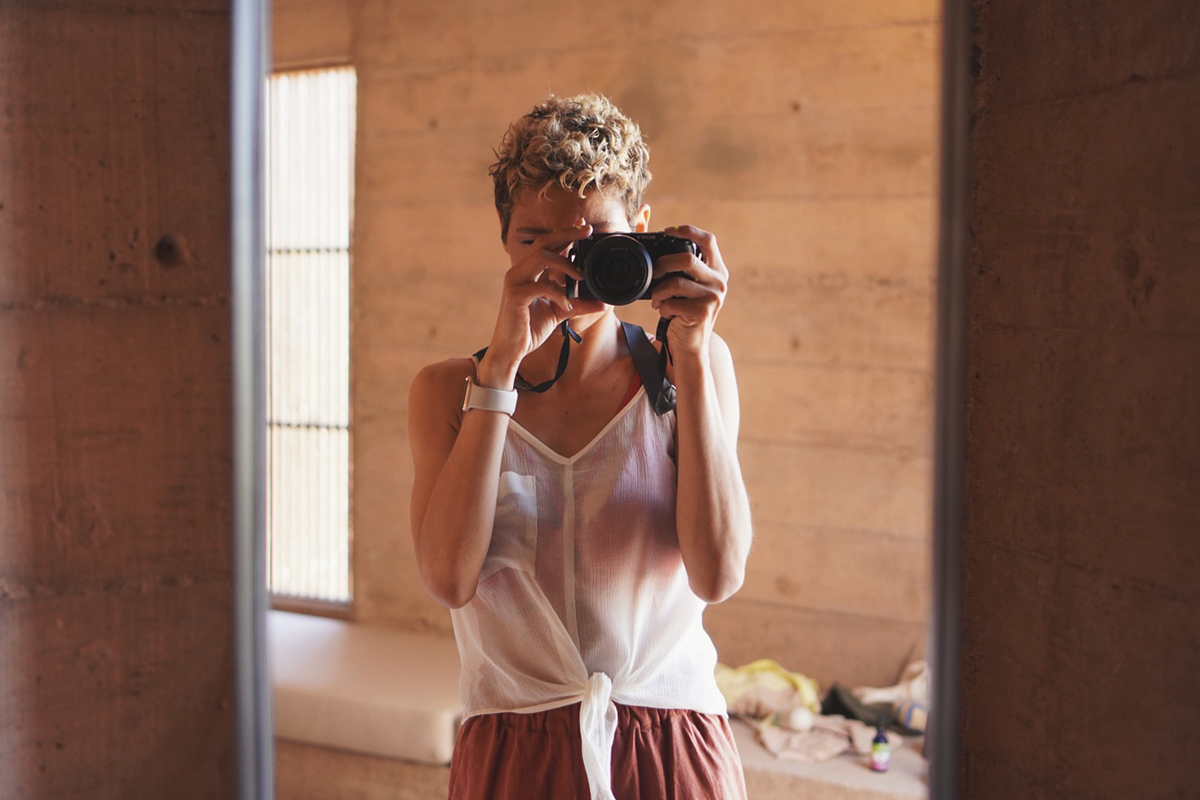 Brytni Sarpy picks up her camera and documents a special getaway.