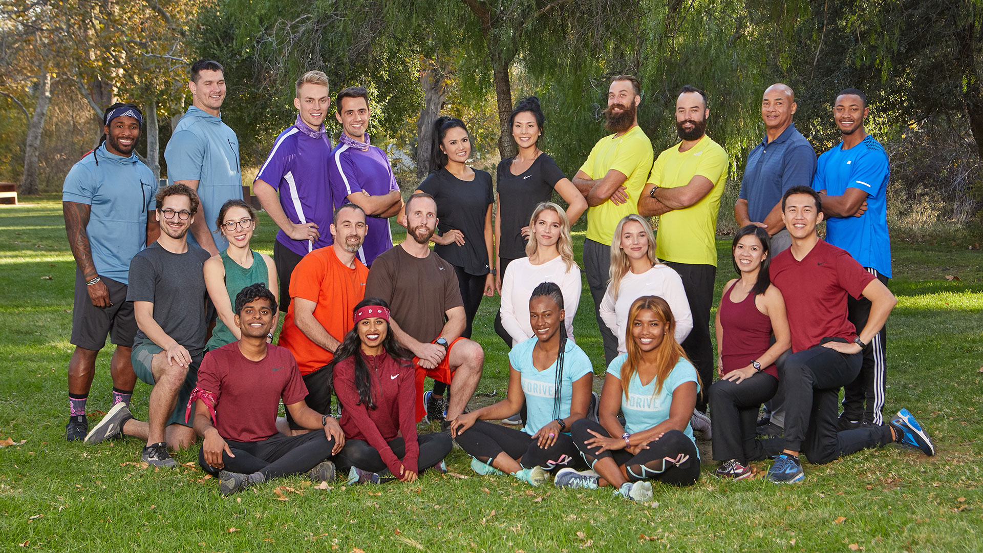 Who's In The Cast Of The Amazing Race Season 32? - The Amazing Race Photos  - CBS.com