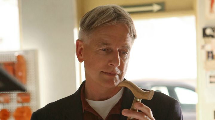 Gibbs had a special connection with his father.
