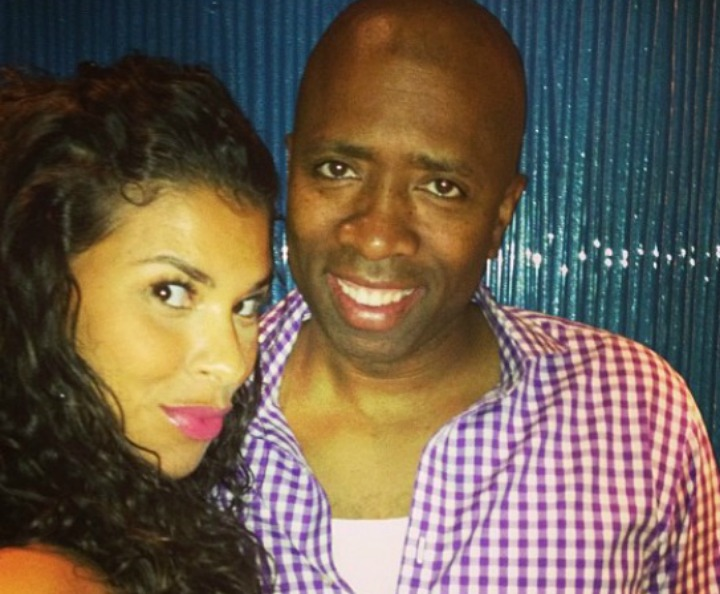 The Price Is Right's Gwendolyn Osborne-Smith and husband Kenny Smith