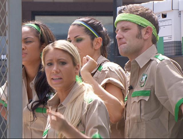 Candice, GinaMarie, Amanda and Judd