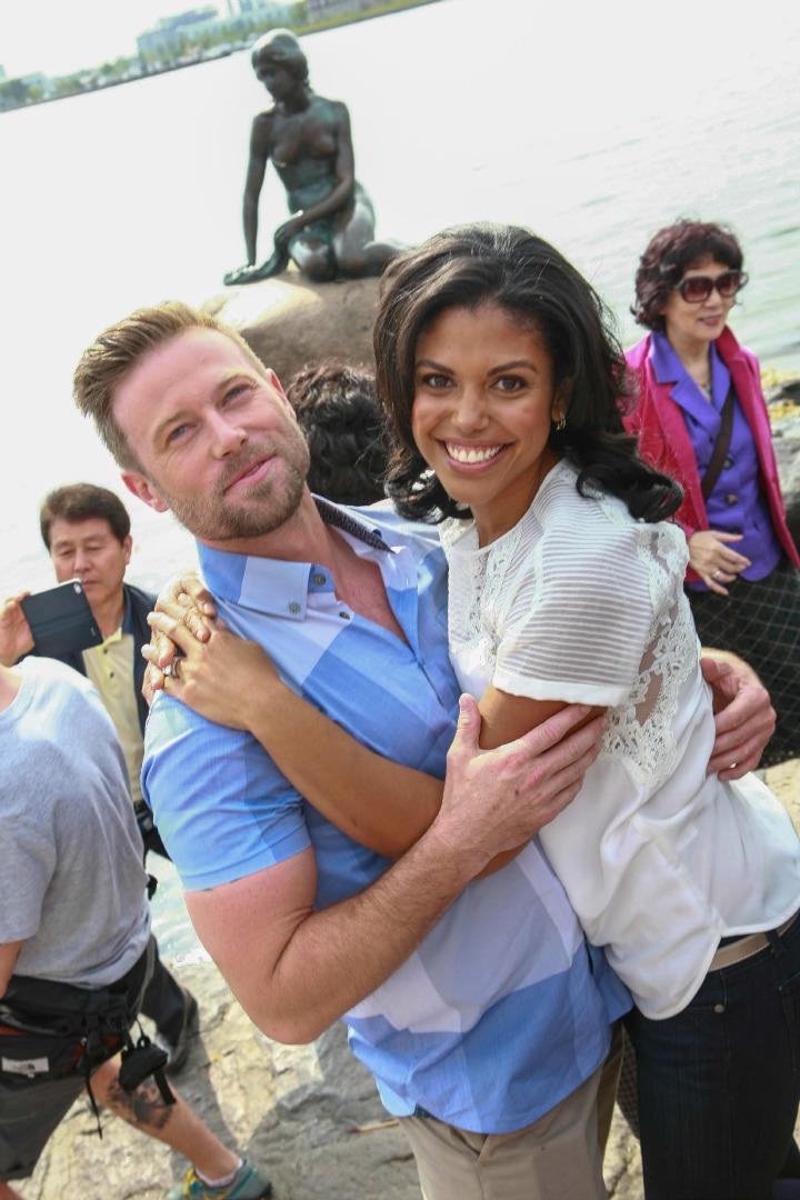 Rick and Maya's Honeymoon