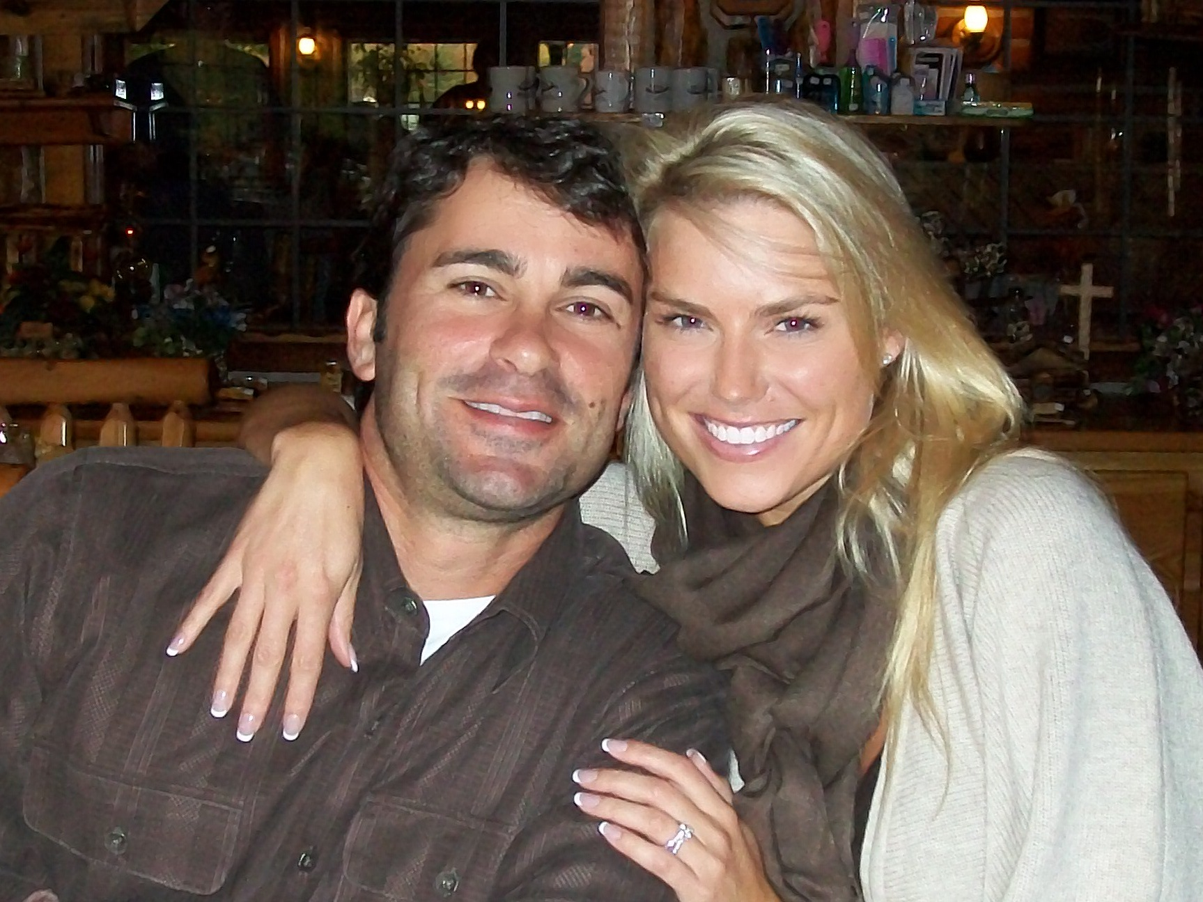 The Price Is Right's Rachel Reynolds and husband David Dellucci