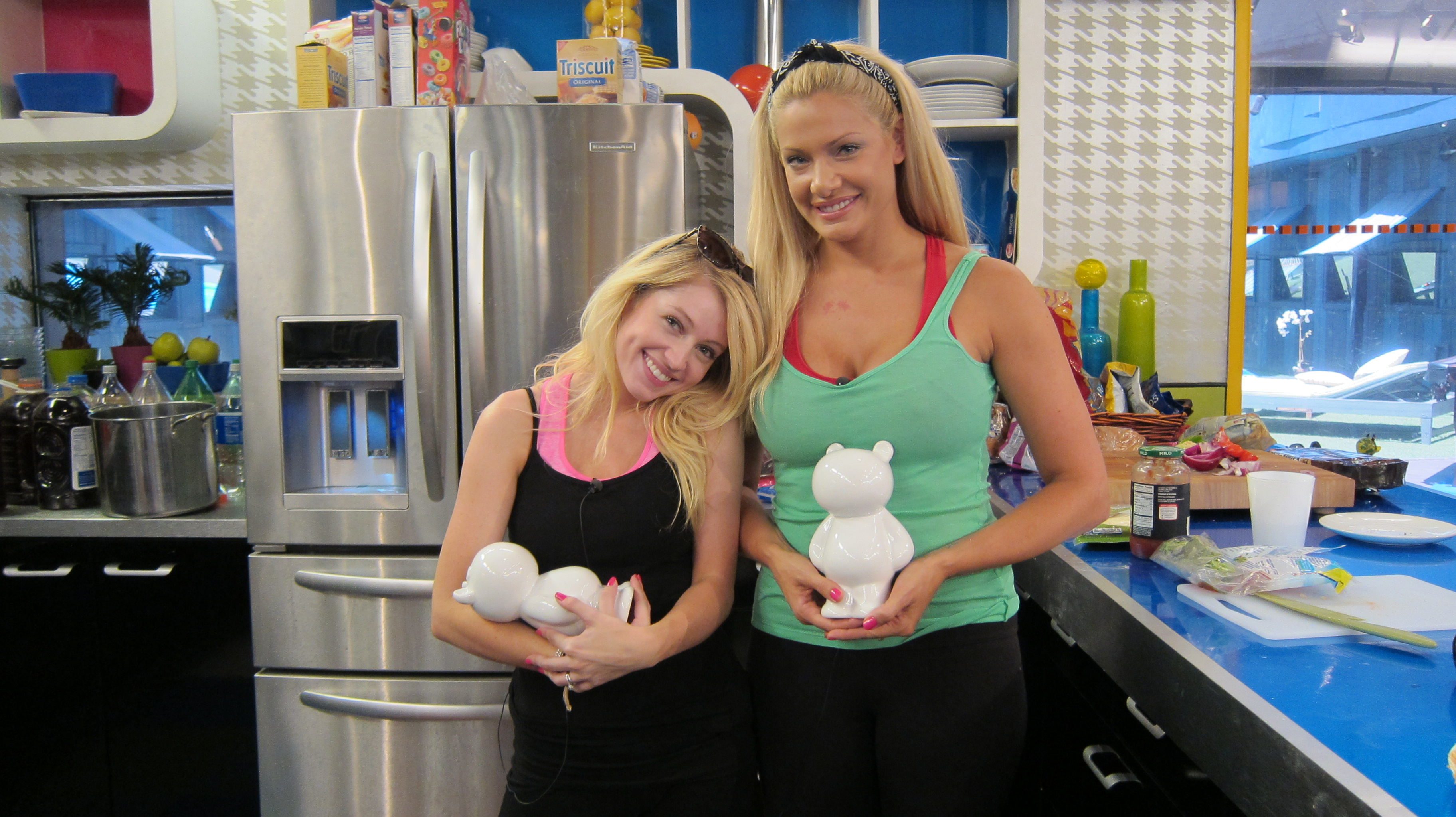 Britney and Janelle