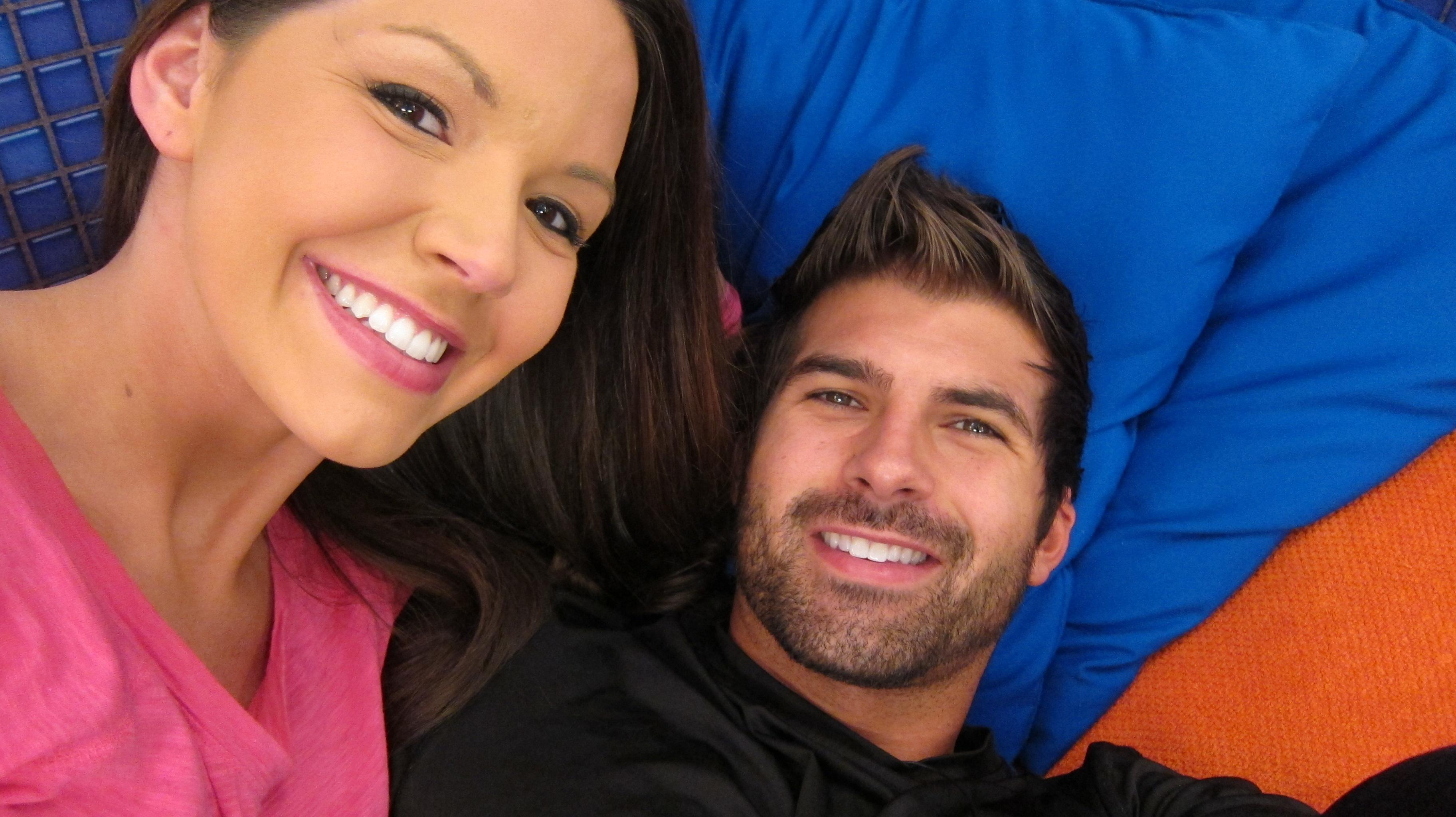 Danielle and Shane