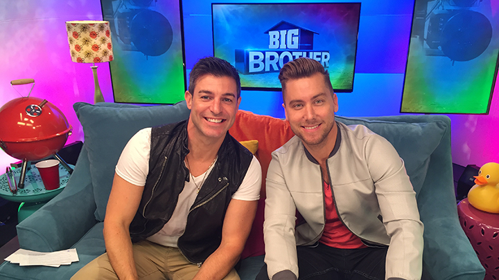 Jeff Schroeder sits down with special guest Lance Bass for an exclusive live chat.