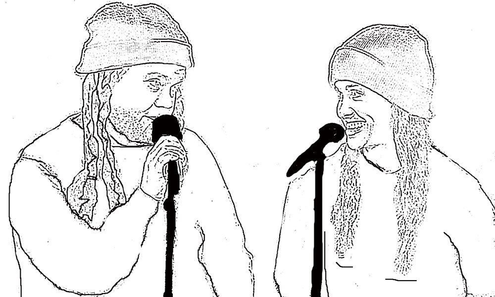 James Corden and Alanis Morissette sang an updated version of 'Ironic.'