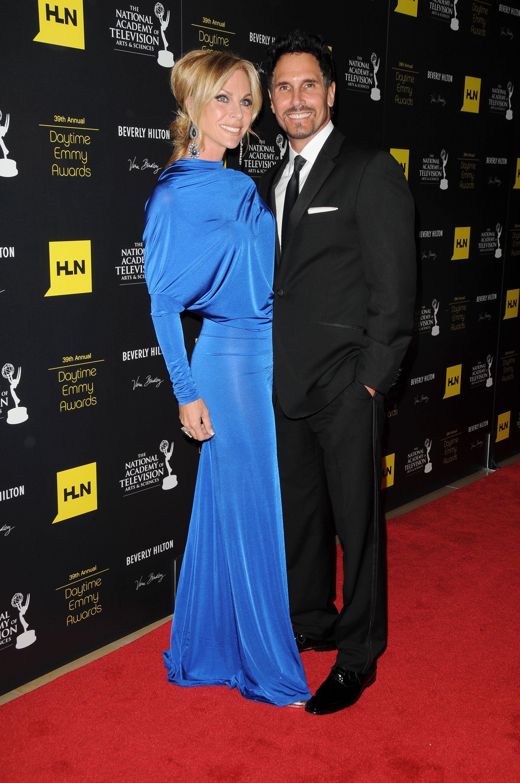 Cindy Ambuehl & Don Diamont