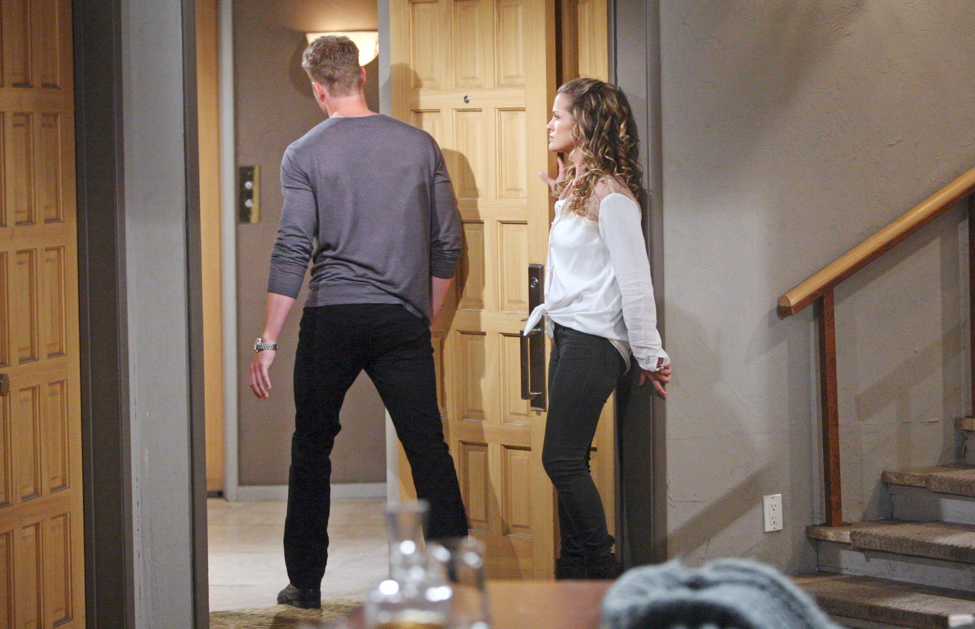 Chelsea banishes Adam from her home