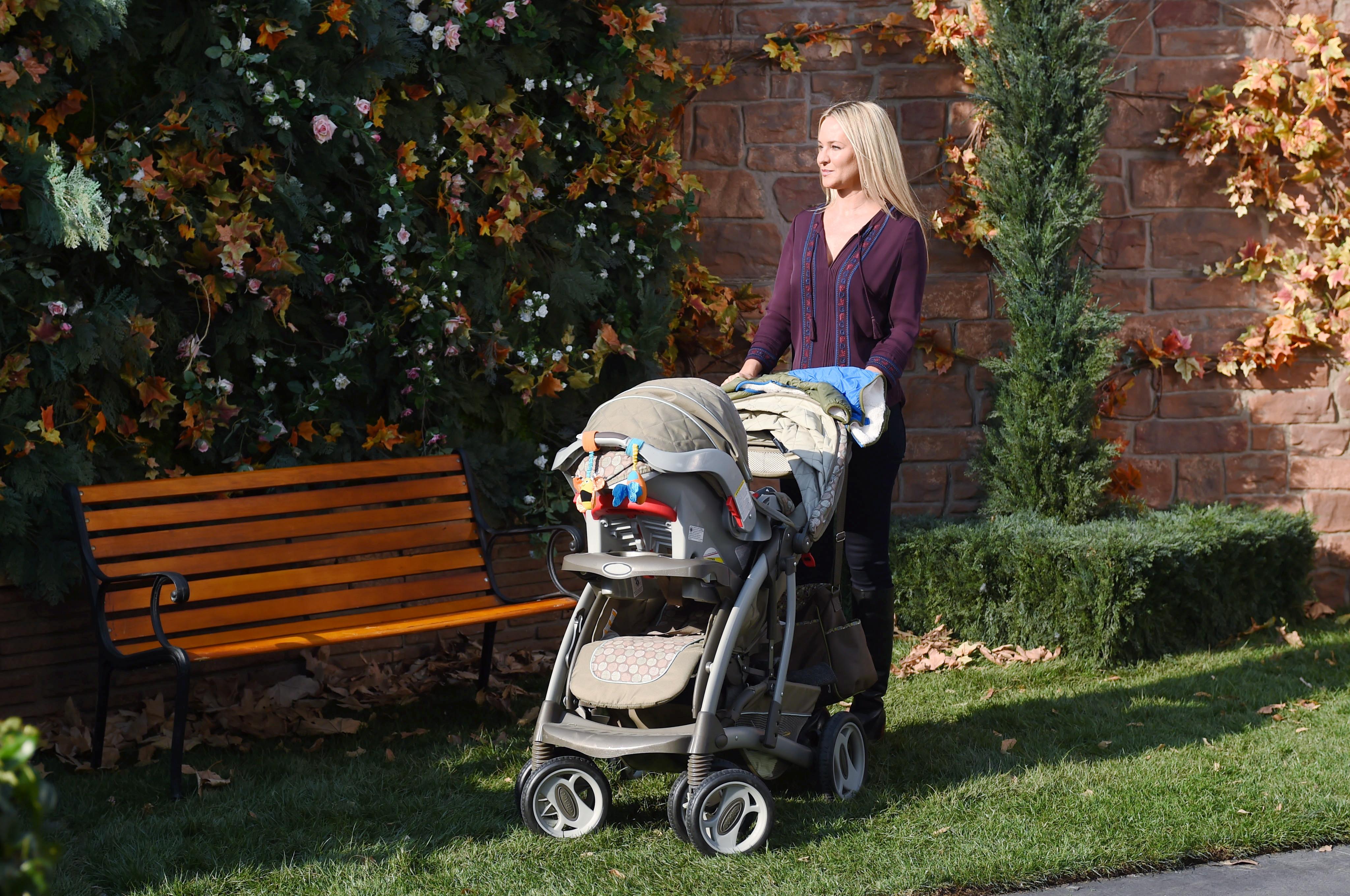 The road to motherhood