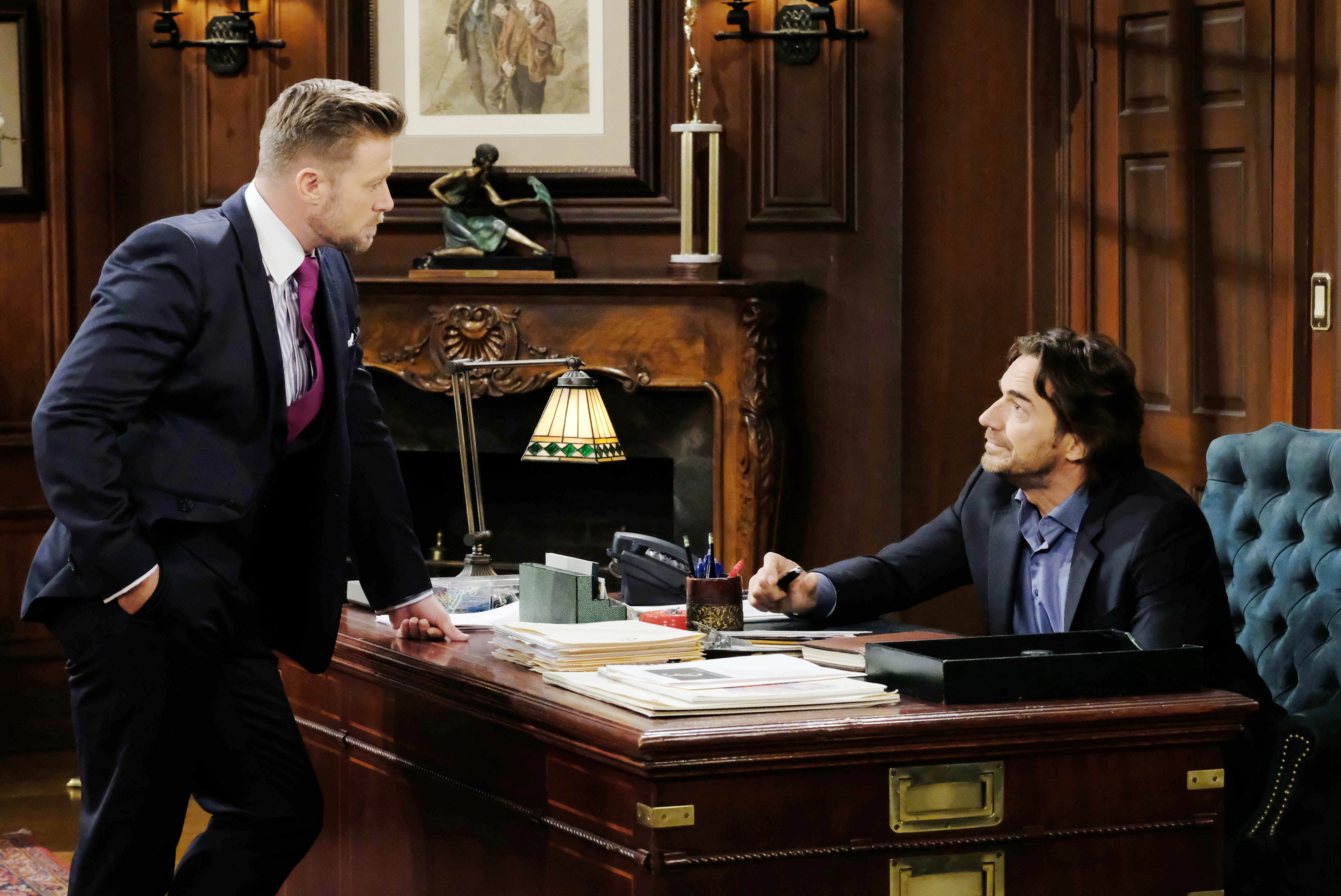 Rick forces Ridge to rethink his plan when he questions its accuracy.