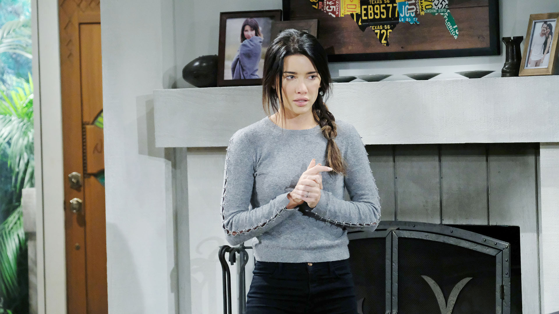 Consumed with guilt, Steffy makes a pact with Dollar Bill to save her marriage to Liam.