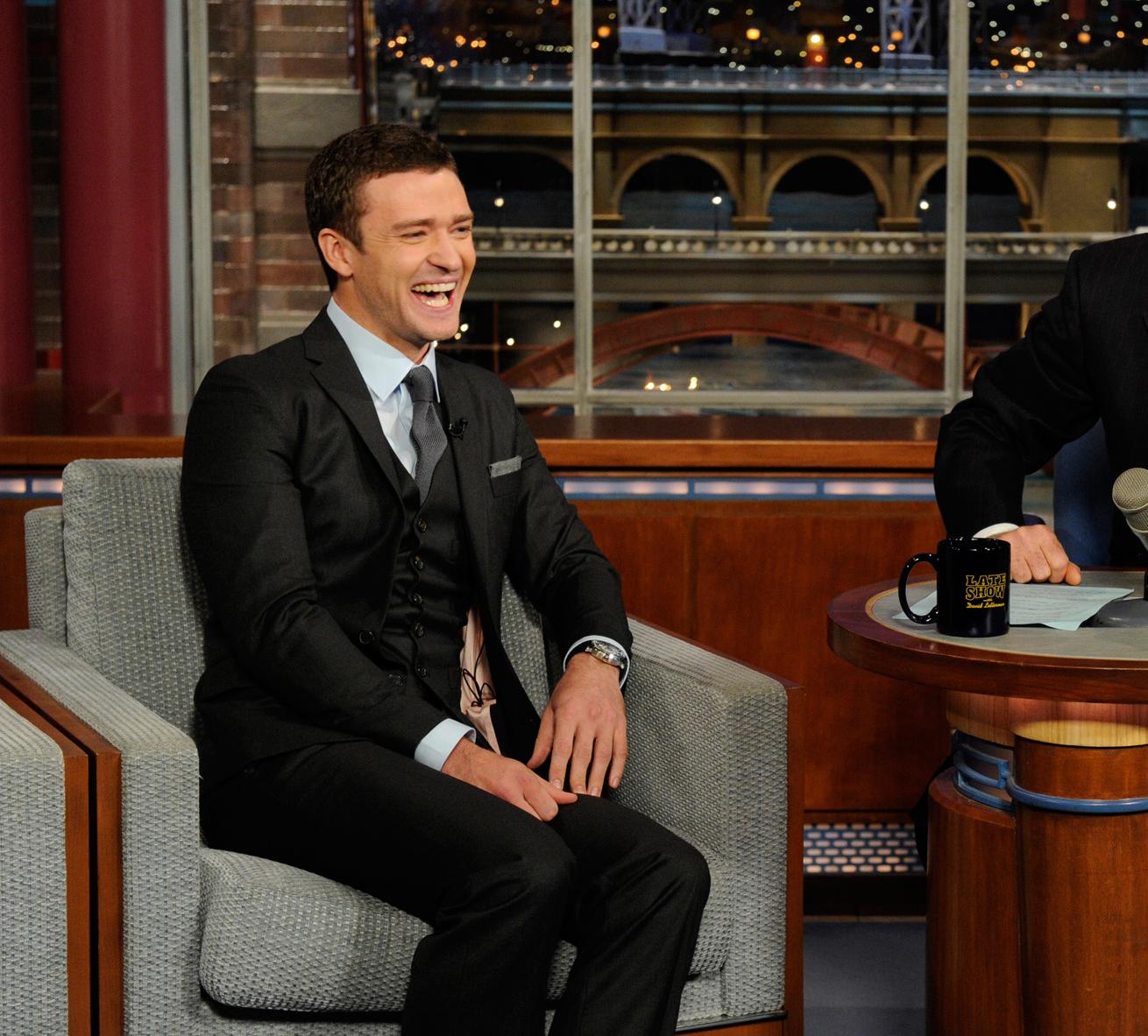 Justin Timberlake to Perform