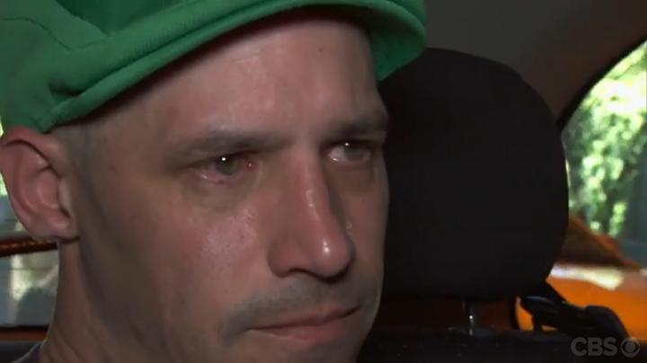 Tears #1: An emotional rush in Rio