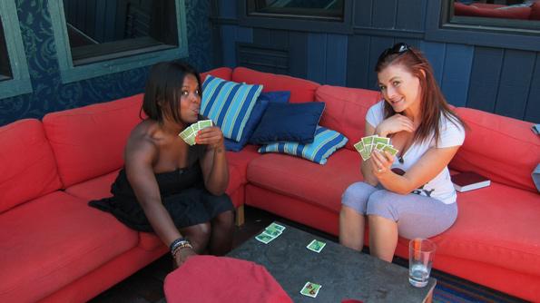 Kalia and Rachel