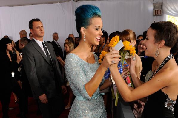 (2012) Katy's fan is stuck in a teenage dream.