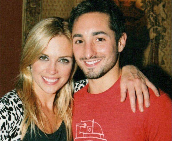 The Young and the Restless' Kelly Sullivan and boyfriend Eric Schneider