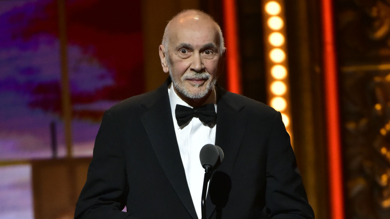 Frank Langella wins the 2016 Tony Award for Best Performance by an Actor in a Leading Role in a Play.