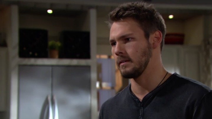 Liam leaves Steffy heartbroken and alone.