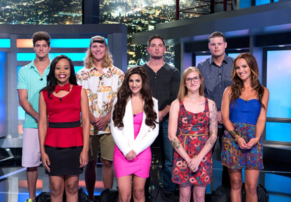 5. Don't wait until Big Brother's season premiere to meet the Houseguests!