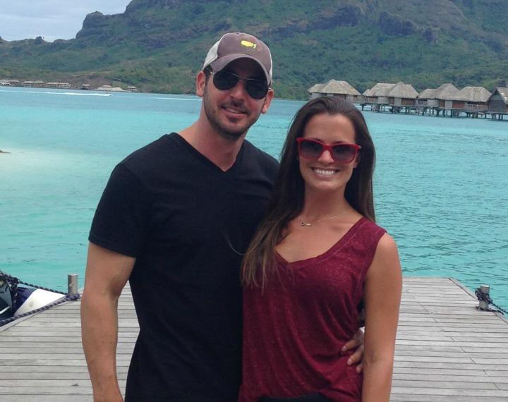 The Young and the Restless' Melissa Claire Egan and husband Matt Katrosar