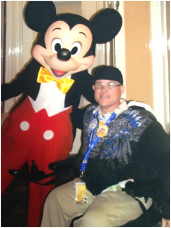 Disney Trip Winner