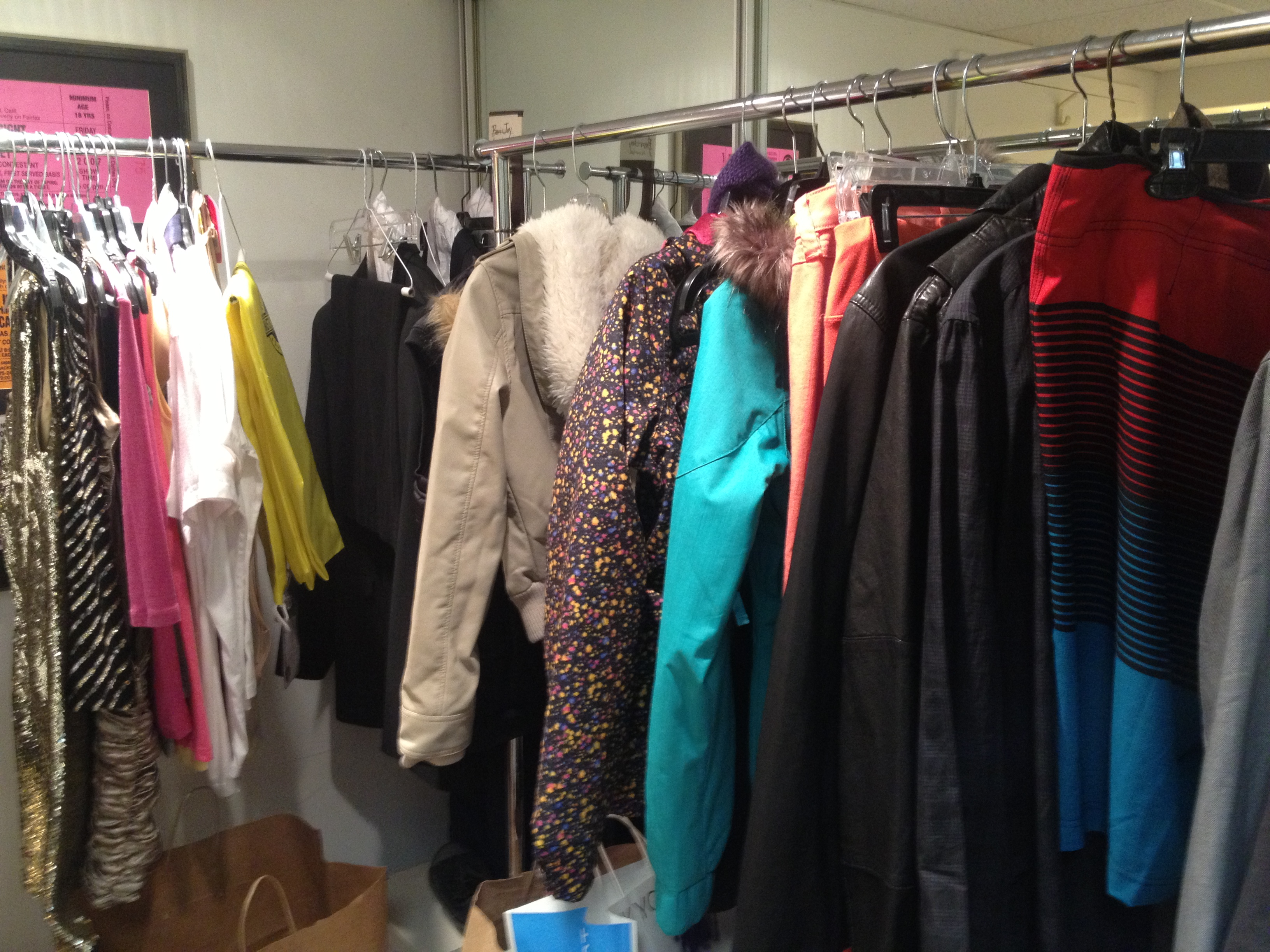 Model Wardrobe