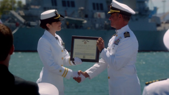 Women make up 20 percent of all U.S. Naval personnel.