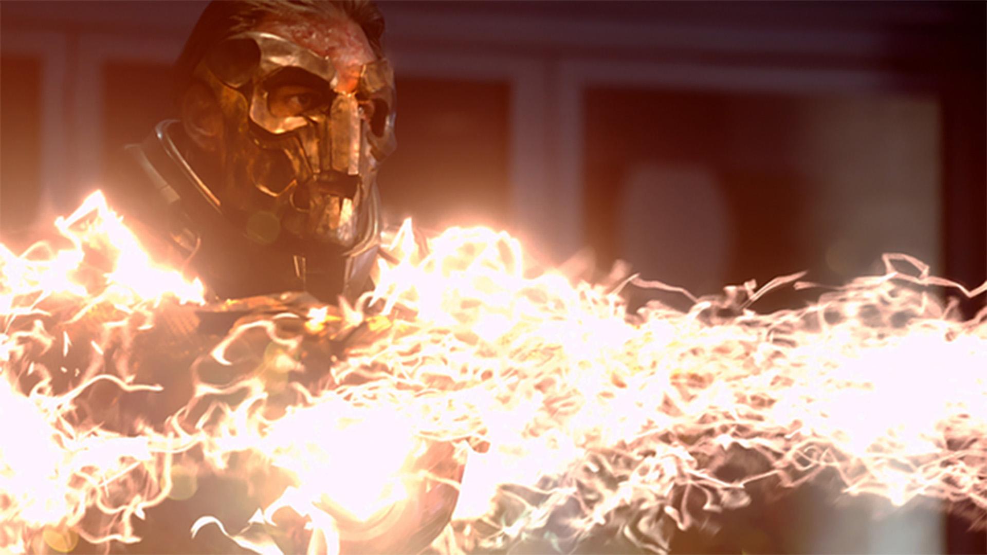 4. Metal mask