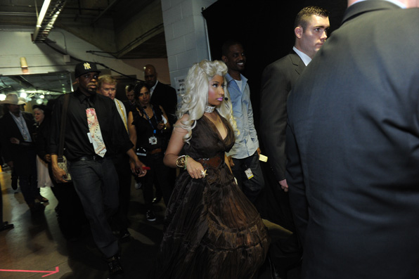12. Nicki Minaj