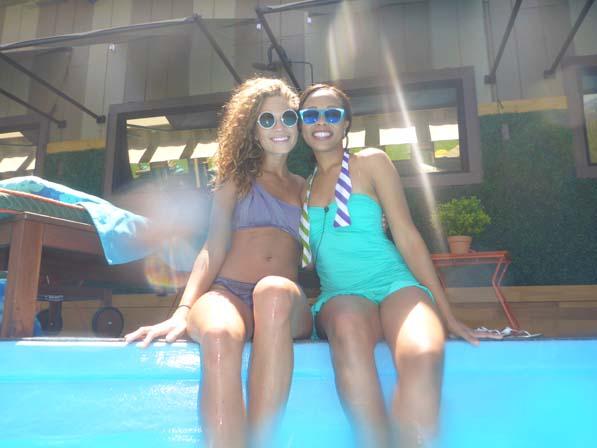 Amber and Jocasta
