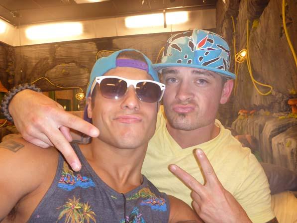 Cody and Caleb