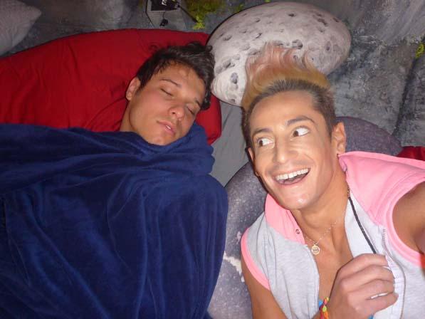 Sleeping Cody