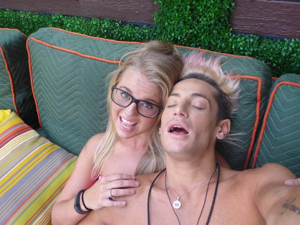 Nicole and Frankie