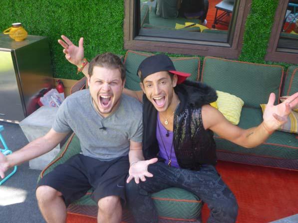 Derrick and Frankie
