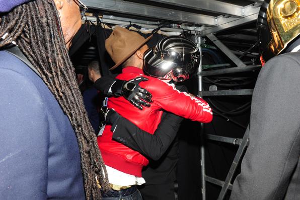 21. Pharrell Williams, Daft Punk