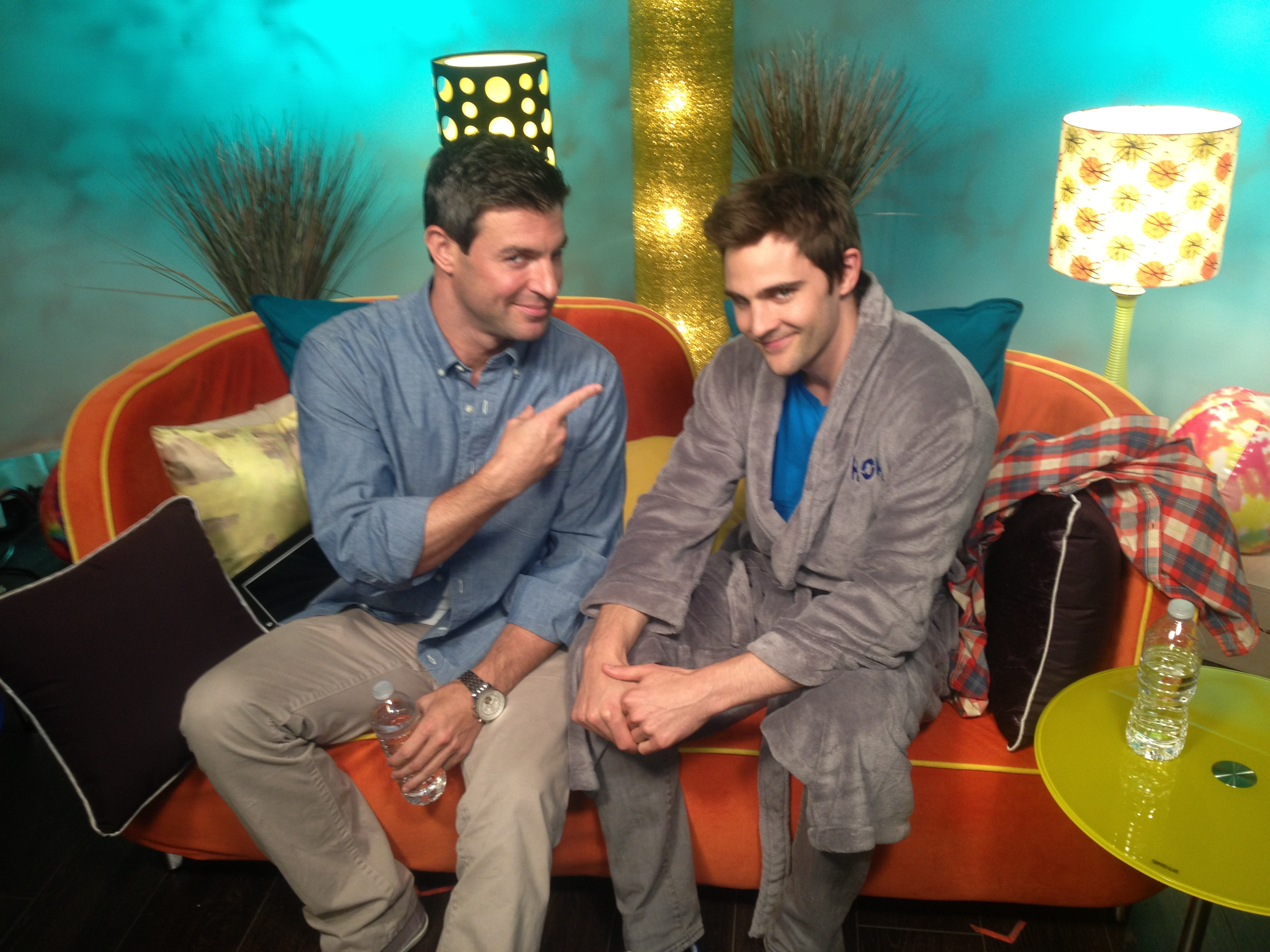 Jeff and Nick