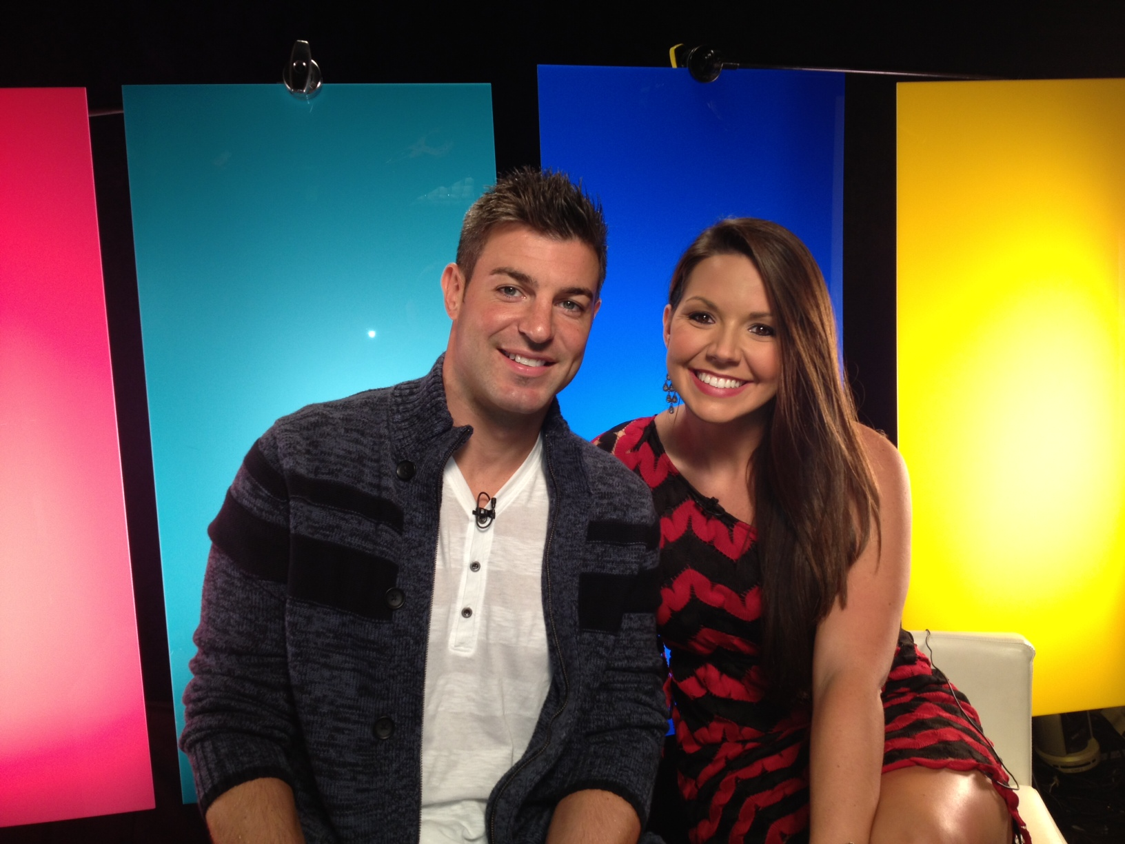 Jeff and Danielle